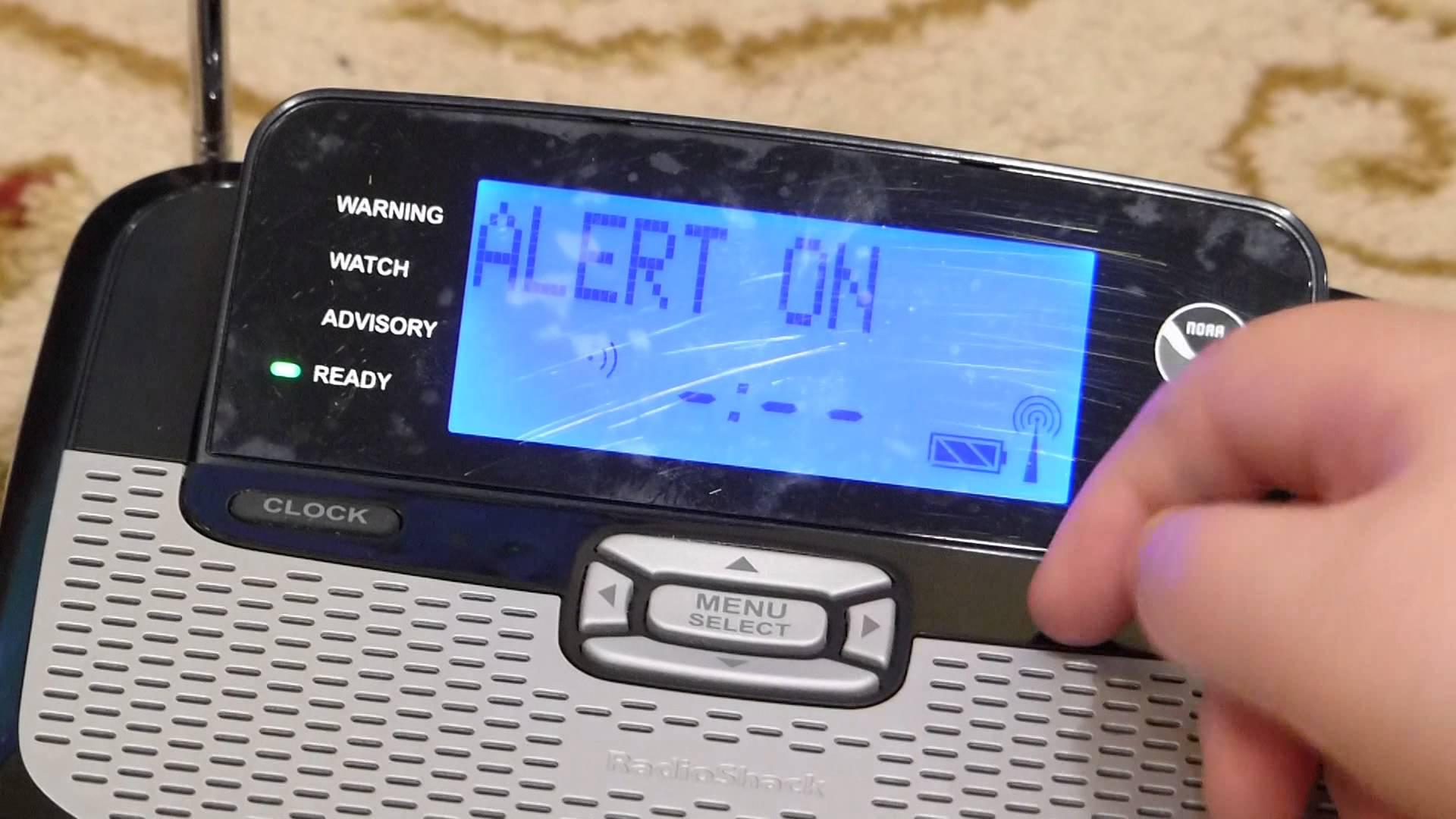 the ultimate weather alert radio buying guide weather alert radio rh weatheralertradio review Radio Shack Weather Forecaster Radio Shack NOAA Weather Radio